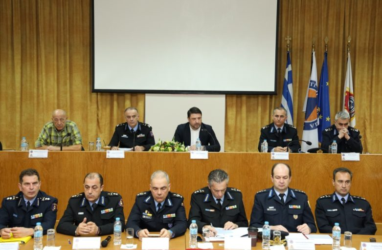 Νέα ευρεία σύσκεψη υπό τον γγΠΠ Νίκο Χαρδαλιά για την προετοιμασία της επερχόμενης αντιπυρικής περιόδου