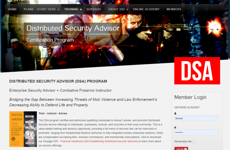 Distributed Security, Inc announces new certification program for former law enforcement, military, and agency operators